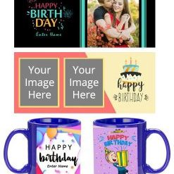 Personalized Birthday's designed Mug