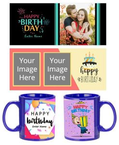 Personalized Birthday's designed Mug