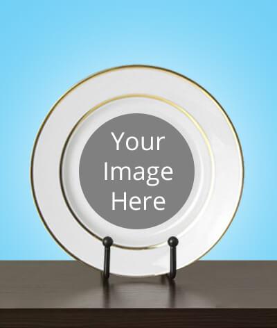 Custom Eating Plates