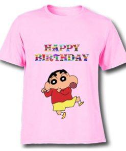Pink Kids Birthday T-shirt-Best Kids Store Online
