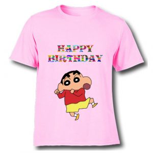 Pink Kids Birthday T-shirt-Best Kids Store Online