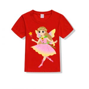 Printe5 Angel Printed Kid's T Shirts Angel Printed