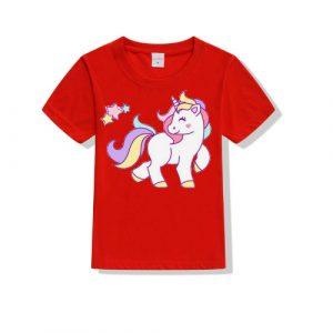 Printe5 Unicorn Kid's T Shirts Unicorn