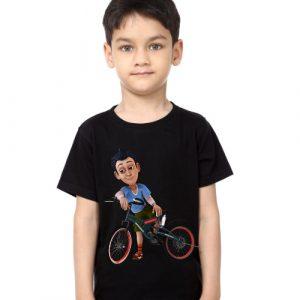 Printe5 Shiva Kid's T Shirts