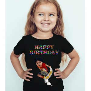 Printe5 Shiva Girl's T Shirts