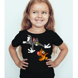 Printe5 Tom And Jerry T Shirts