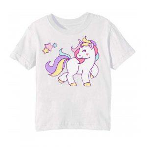 Printe5 Unicorn 3 Kid's T Shirts