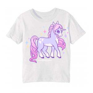 Printe5 Unicorn 2 Kid's T Shirts