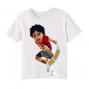 Printe5 Shiva Fun Stuff Kid's T Shirts