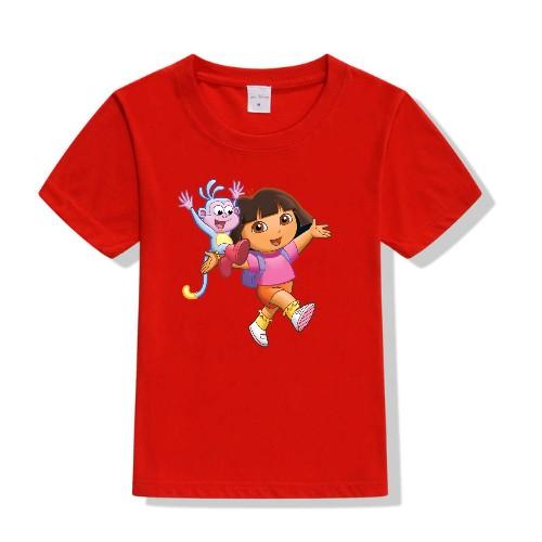 Red Dora T-Shirt