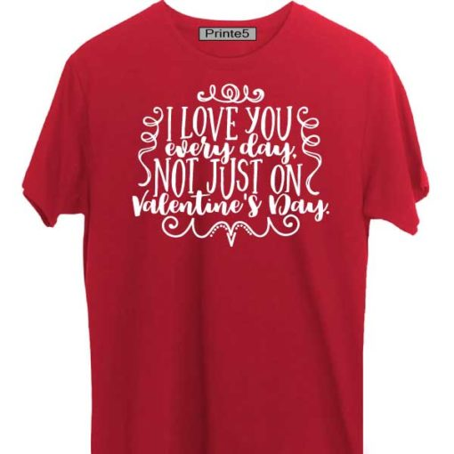 Red-Valentine-Day-Couple-T-Shirt-I-Love-You