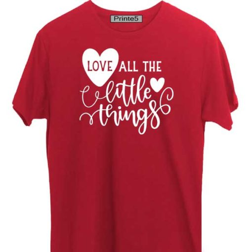 Red-Valentine-Day-Couple-T-Shirt-LoveAll-with-you
