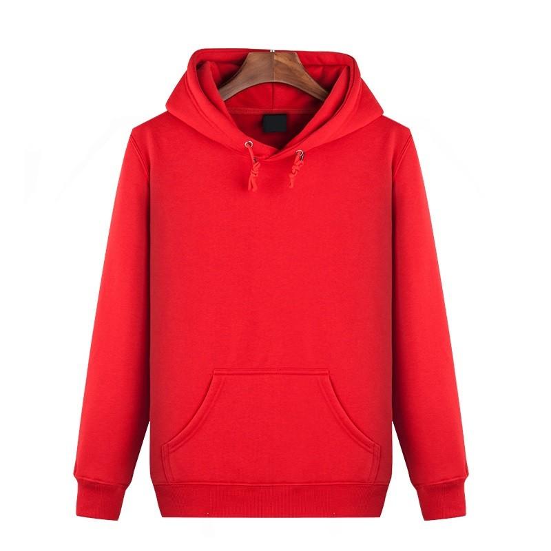 Custom Red Hoodies