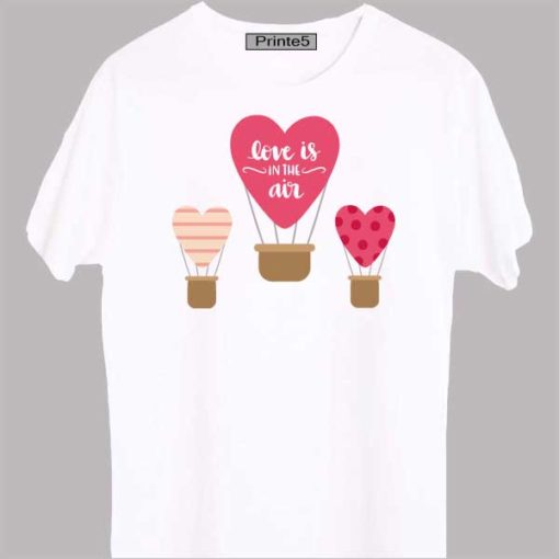 White-Valentine-Day-Couple-T-Shirt-Love-is-in-the-air d2