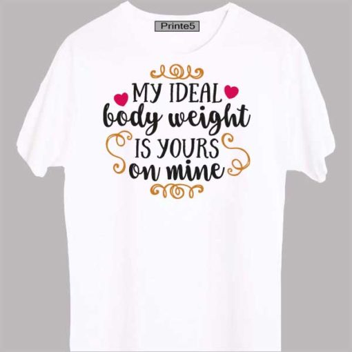 White-Valentine-Day-Couple-T-Shirt-My-Idle-body-wait-is-yours-on-mine