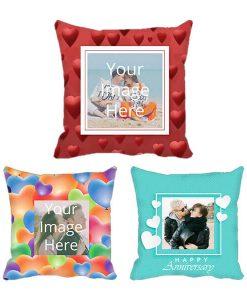 Anniversary-cushion
