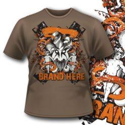 119 Evil Creature T Shirt