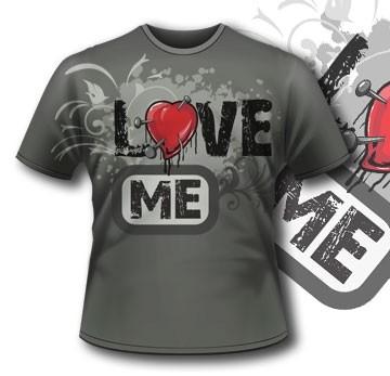 122 Love Me Shirt