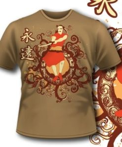 137 Samuray T-Shirt