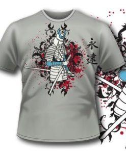 138 Japanese Knight T Shirt