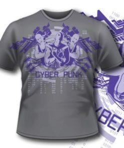 146 Cyber Punk Apparel
