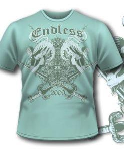 171 Angry Muflon T Shirt