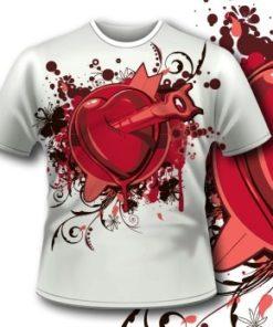 Broken Heat T Shirt 53_1  Tm0550