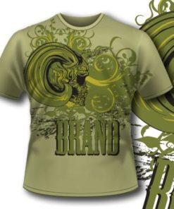 Rock Skull T Shirt T-Shirt 6_1_1 Tm1082
