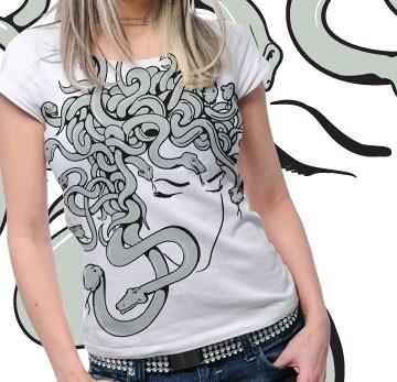 Snake  T Shirt T-Shirt Plus 37 Tm1105