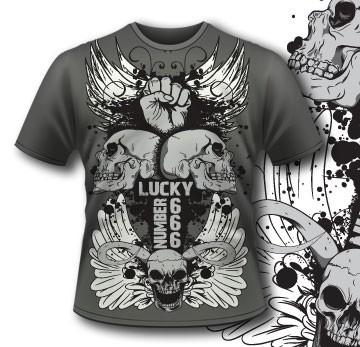 Warrier T Shirt 81 Tm1189