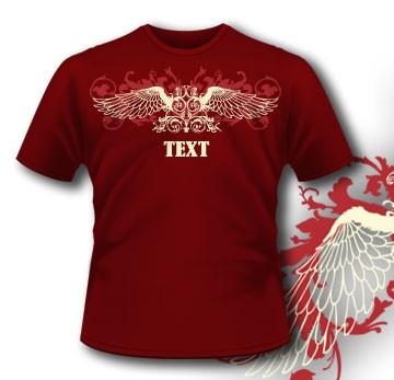 Wings Tee 17 Tm1190