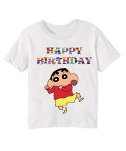 Personalized Kids Birthday T-Shirts