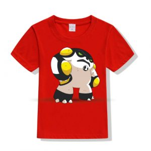 Elephant Kid's Printed T Shirt