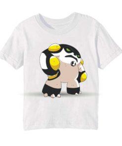 White boxing toy Kid's Printed T Shirt