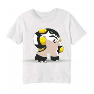 Printe5 White boxing toy Printed Kid's T Shirt