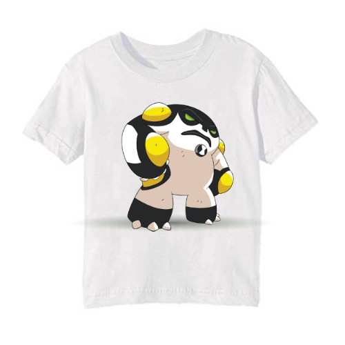 White boxing toy Kid's Printed T Shirt