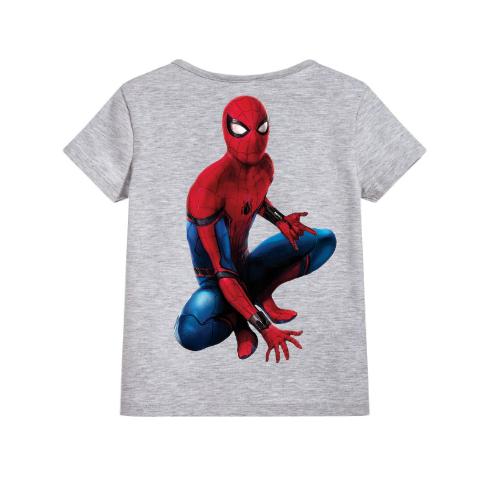 7da67ebf Buy sitting spider man t shirt for girl|kids cartoon t shirts online ...