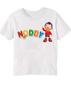 White No Daddy Kid's Printed T Shirt