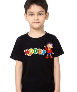 Black Boy No Daddy Kid's Printed T Shirt