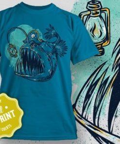Printe5 Sealife Angler